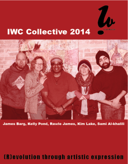 iwc collective poster